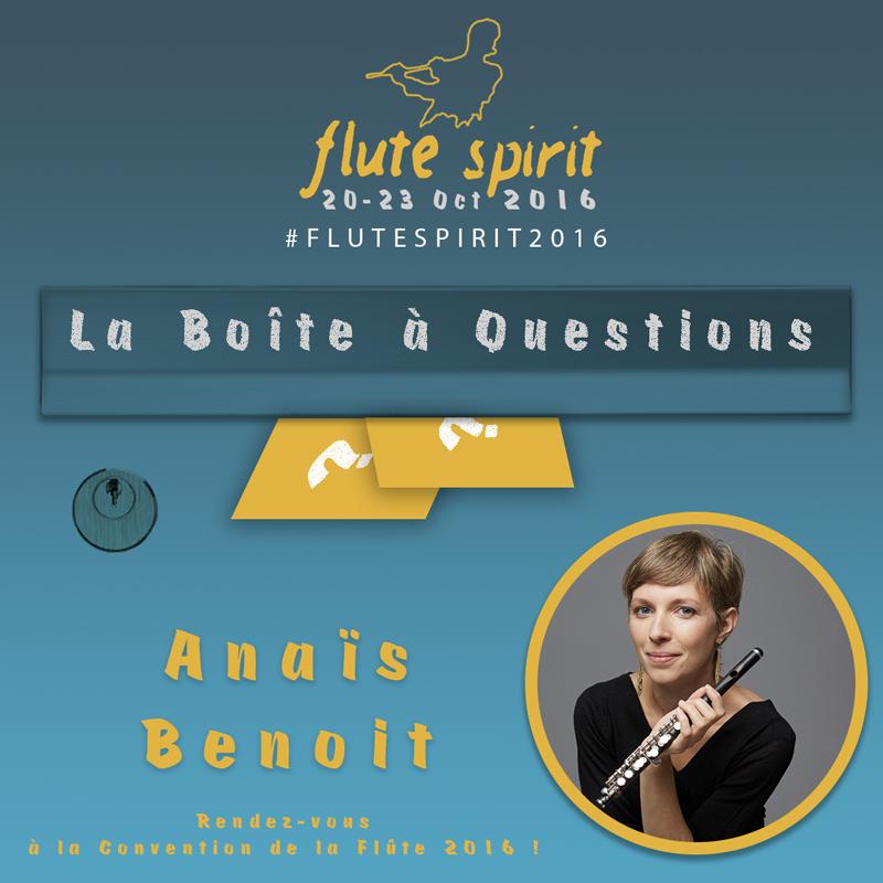 La Boite à Questions - Anais Benoit