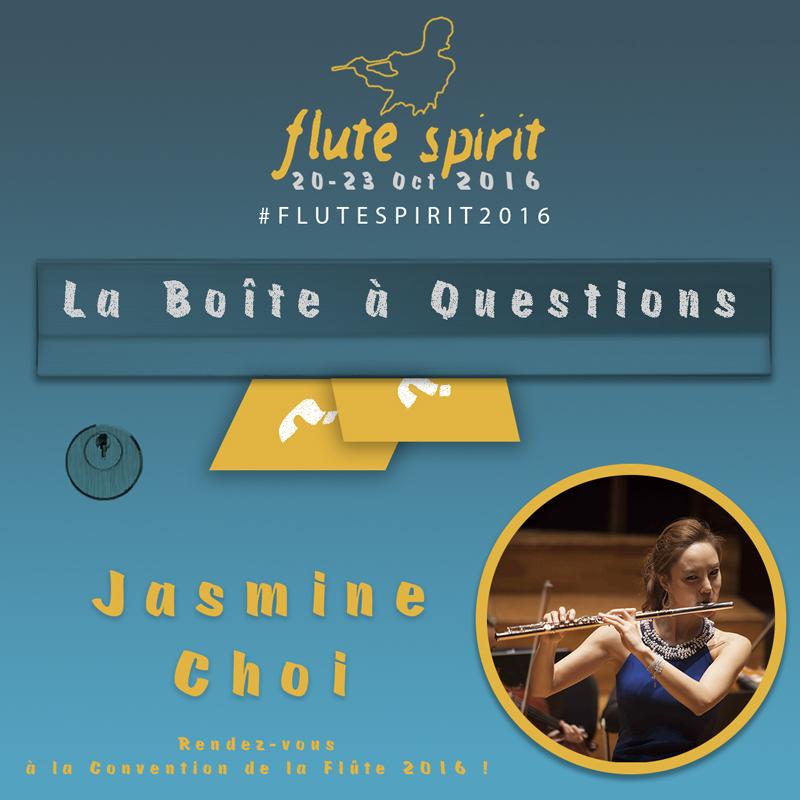 La Boite à Questions - Jasmine Choi
