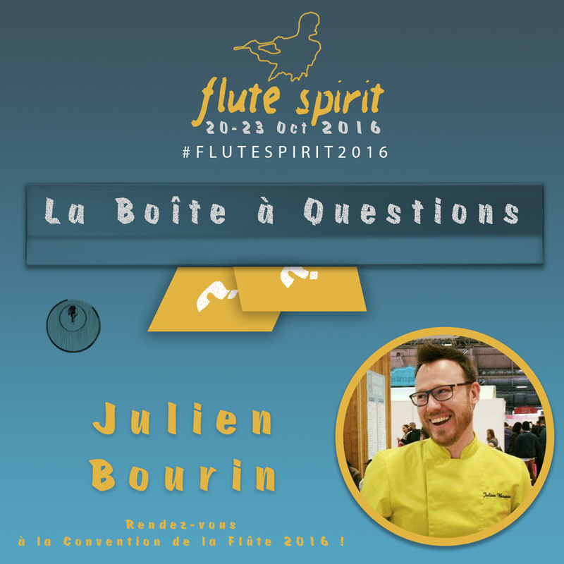 La Boite à questions - Julien Bourin