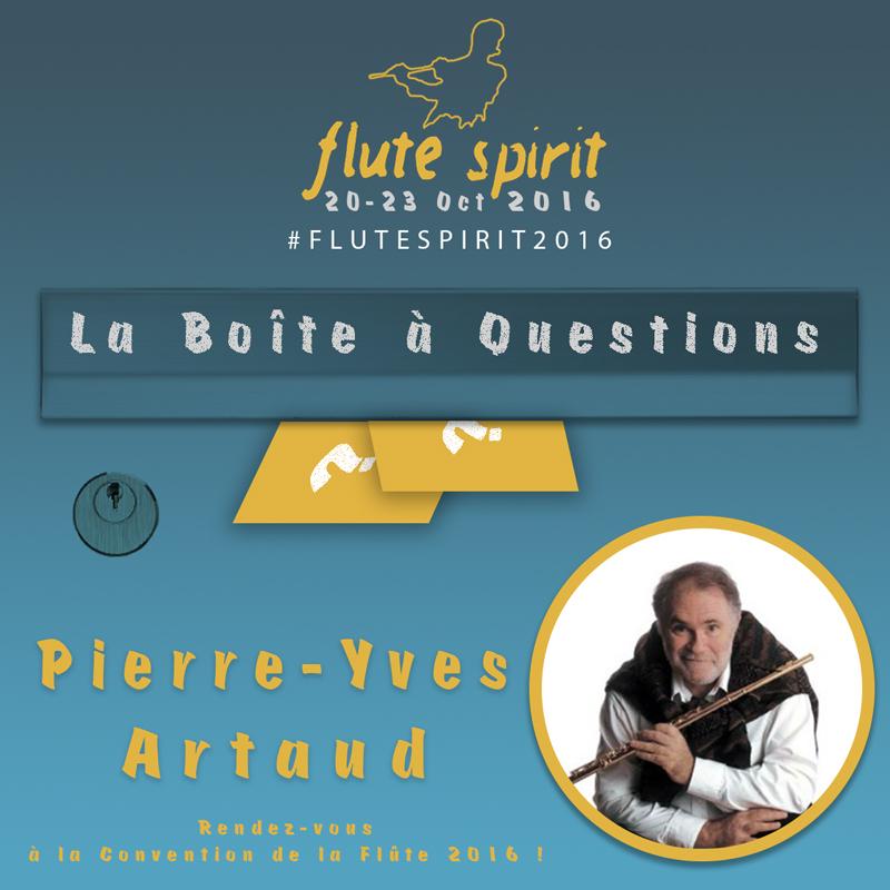 La Boite à Questions - PY Artaud