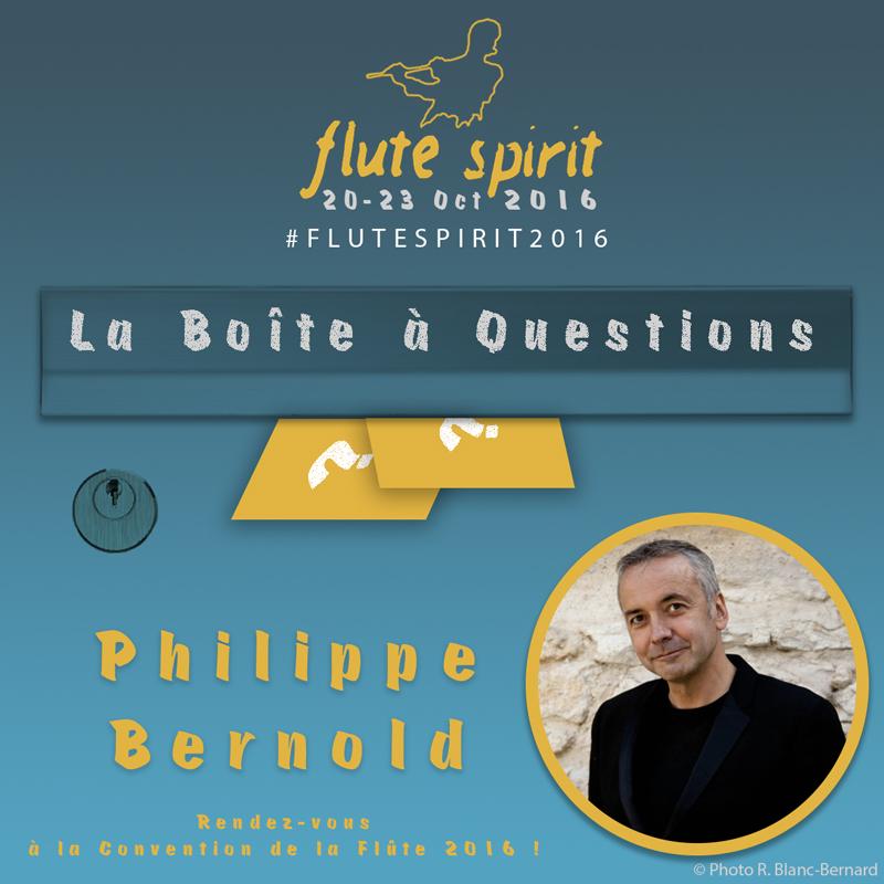 La Boîte à Questions - Philippe Bernold