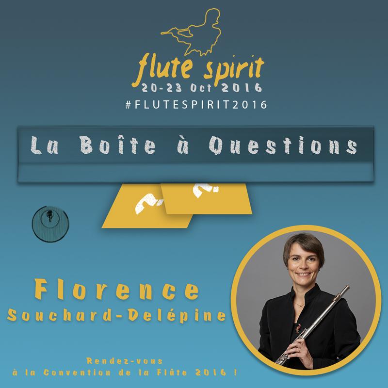 Florence Souchard-Delépine : La Boîte à Questions
