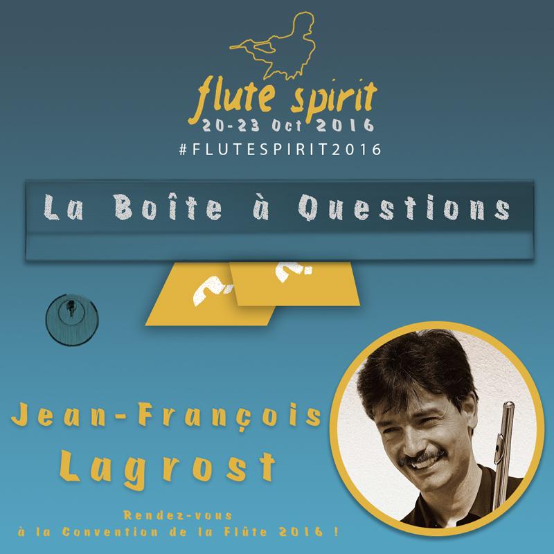 Jean-François Lagrost - La Boîte à Questions