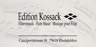 Editions Kossack